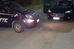 La Metronotte sventa un furto di auto