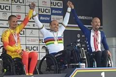 Luca Mazzone da urlo: arriva anche la quattordicesima medaglia d'oro mondiale