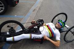 Luca Mazzone vince a Prato, è campione italiano a crono 2021