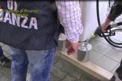 Controlli a tappeto nei distributori di benzina di Puglia