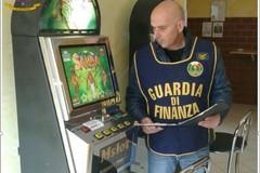 Videopoker e scommesse online: controlli della Finanza