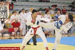 Olympia Grifo d'oro al Trofeo Vesuvio di Ju Jitsu