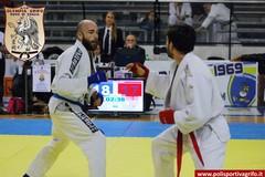 Olympia Grifo Ruvo protagonista al Campionato Italiano di Ju Jitsu 2017