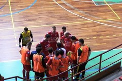 Futsal Ruvo, addio alla Coppa Italia con qualche rimpianto