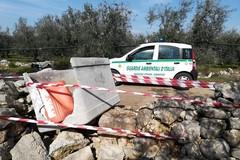 Bomba ecologica rinvenuta nelle campagne tra Ruvo e Corato