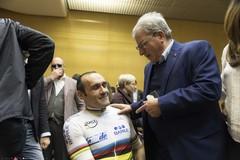 Molfetta prepara la tappa del Giro, e c'è anche Luca Mazzone / FOTO