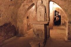 Apertura straordinaria della Grotta di San Cleto