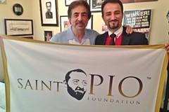 Luciano Lamonarca porta Padre Pio negli USA