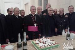 Quarantanni di sacerdozio del Vescovo: le foto delle celebrazioni