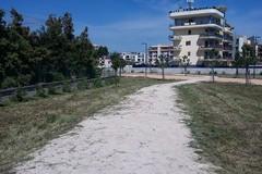 Piccoli incidenti nel parco Pietro Mennea