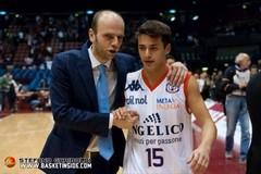 Tecno Switch Talos Basket Ruvo, arriva Alessandro Amoruso