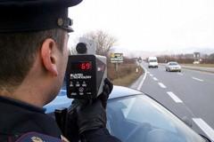 Telelaser in dotazione alla polizia municipale di Ruvo