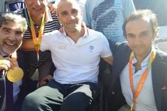 Ruvo celebra il campione Luca Mazzone