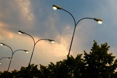 Poca luce lungo il corso? Sarà solo un ricordo