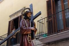 Venerdì Santo: La processione dei Misteri – LE FOTO