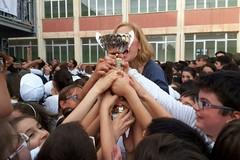 La terza D della scuola elementare Bovio campionessa del Rally di Matematica