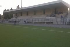 L'U.s.d. Ruvese presso lo stadio comunale