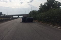 Grave incidente sulla sp 231. Due feriti