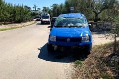 Brutto incidente stradale sulla via che collega Ruvo a Bisceglie