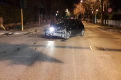 Violento incidente nella notte, due feriti