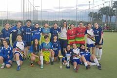 La Ruvese femminile vince il 1° Torneo Città dei Fiori