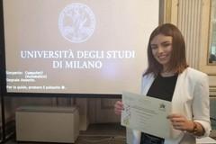 Bioscienze, la giovane Ornella Carnicella premiata al CusMiBio dell'Università di Milano