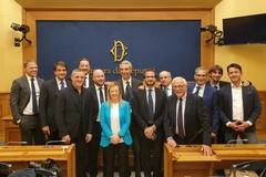 Direzione Italia entra in Fratelli d'Italia: in Puglia sono un solo partito