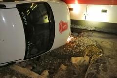 Auto travolta da treno Ferrovie Nord Barese a Terlizzi: le precisazioni di Apulia Vigilanza