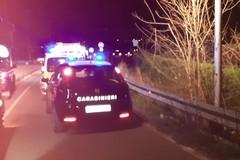 Grave incidente sulla Ruvo - Castel del monte, auto nella scarpata