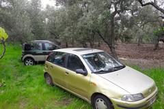 Ritrovata a Giovinazzo un'auto rubata a Ruvo di Puglia
