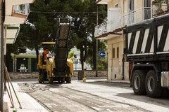 Al via i lavori di rifacimento delle strade urbane