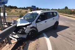 Scontro tra automobili, ferite due donne di Ruvo di Puglia