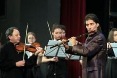 Il flauto del maestro Amenduni in concerto nella cattedrale di Ruvo