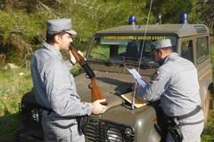 Caccia illegale, due persone denunciate
