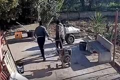 Tentano di rubare una motozappa, messi in fuga prima di concludere il colpo