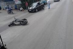 ULTIM'ORA: Moto perde controllo sulla Ruvo-Terlizzi, niente di grave per il conducente