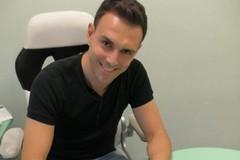 Leopoldo Mastrorilli alla Diaz Bisceglie