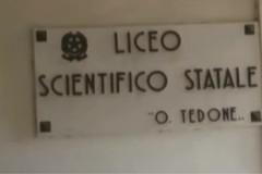 """""""Giù le mani dal Tedone"""", l'opposizione si schiera a tutela dello storico Liceo"""