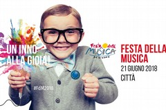 Festa della Musica a Ruvo di Puglia giovedì 21 Giugno 2018