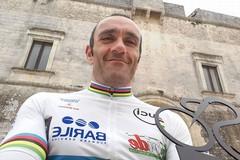 """""""Credere nel valore della vita"""", a Corato la testimonianza del campione Luca Mazzone"""