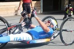 Luca Mazzone: «Questa medaglia è per Mimmo»