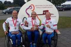 Luca Mazzone nell'olimpo dello sport mondiale