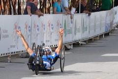 Luca Mazzone centra in Sudafrica il suo nono titolo mondiale