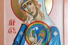 Oggi a Ruvo l'icona della Madre della Missione