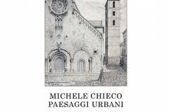"""""""Paesaggi urbani"""" di Michele Chieco in mostra presso la Pinacoteca Comunale"""