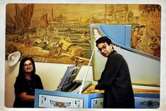 """Livio Minafra e Margherita Porfido chiudono il Festival Pianistico """"Città di Corato"""""""