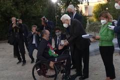 Tokyo 2020, Luca Mazzone ricevuto da Mattarella e Draghi