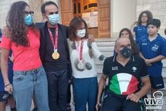 A Luca Mazzone un premio da devolvere alla promozione dello sport accessibile