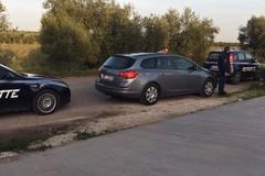 Auto rubata «a spinta», ma intervengono i Metronotte