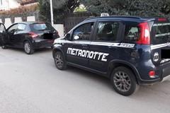 Metronotte Ruvo sventano tre furti